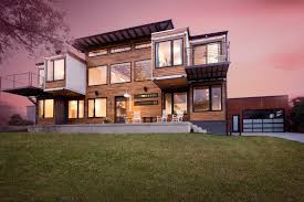 100 Houses Built From Shipping Containers Container52 A Grand Dream House In Denver Colorado Built