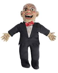 Halloween Tombstone Sayings by Halloween Doll Charlie With Sound Order Horror Shop Com