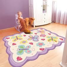 tapis de chambre fille tapis turquoise chambre bebe chaios com