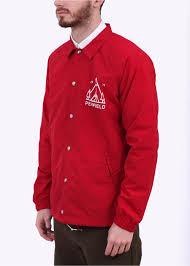 penfield howard jacket red