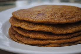 Easy Vegan Pumpkin Pancake Recipe by Pumpkin Spice Pancakes Paleoveganista