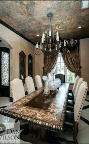 Tuscan Style Chandelier Lighting Dining Room Chandeliers For Sale