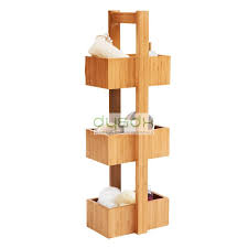 bamboo bath caddy uk free standing 3 tier storage caddy white wood or bamboo bamboo
