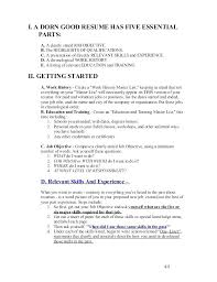 Do It Yourself Resume Highlights Examples Qualifications Of For Highlight Business