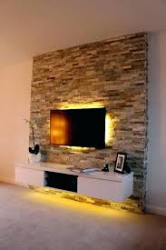 wohnzimmer wand kaufen wohnzimmer steinwand tv