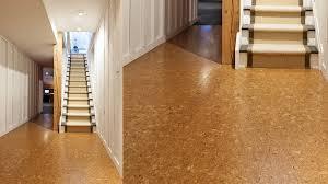 dining room stylish cork floor tile tiles flooring prepare amazing