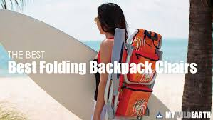 the best folding backpack beach chairs of 2017