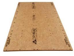 Sturd I Floor Plywood by Georgia Pacific Drymax 3 4 X 4 X 8 Tongue And Groove Osb Sturd I