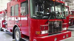 100 Hme Fire Trucks HME Top Mount Pumpers Clinton Township Department YouTube