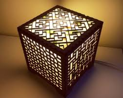 korean traditional pattern wooden light wood l edit listing