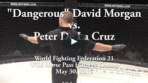 100 Peter De Cruz Dangerous David Morgan V De La