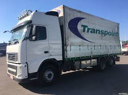 Volvo FH500 - Curtainsider Trucks - Transportation - Suvanto Trucks Plus