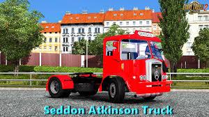 100 Atkinson Trucks Seddon Truck V10 127x ETS 2 Mods Euro