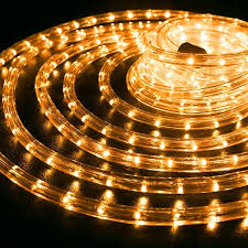 Steady LED Rope Lights
