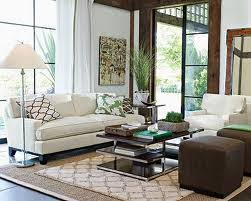 Layering area rugs over wall to wall carpet