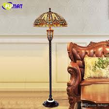 großhandel fumat stehleuchten europäischen stil amerikanischen vintage barock stehleuchte led wohnzimmer wohnkultur stehleuchten bobogo