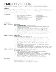 Clinical Dietitian Resume Template Sample
