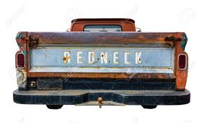 100 Redneck Trucks Grungy Old Pickup Truck With On The Back Stock Photo