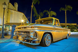 100 1964 Chevy Truck Chevrolet C10 The Transporter