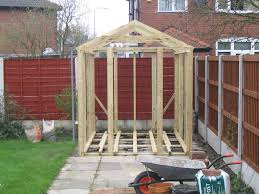 How To Build A Shed House by Building A Shed