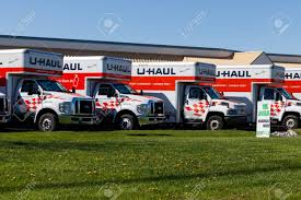 Lafayette - Circa April 2018: U-Haul Moving Truck Rental Location ... Uhaul Rental Moving Trucks And Trailer Stock Video Footage Videoblocks U Haul Truck Review Moving Rental How To 14 Box Van Ford Pod To Drive A With An Auto Transport Insider The Cap Stop Inc Online Rentals Pickup Frequently Asked Questions About Uhaul Brampton Trucks For Sale In Buffalo Ny Comparison Of National Companies Prices Enterprise Locations Best Resource Neighborhood Dealer Lancaster California Tavares Fl At Out O Space Storage Coupons For Cheap Truck