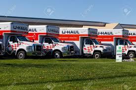 100 Truck Moving Rentals Lafayette Circa April 2018 UHaul Rental Location