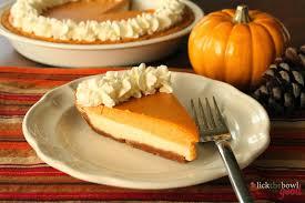 Skinnytaste Pumpkin Pie Cheesecake by Lick The Bowl Good Summer And Autumn