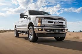 Ford Super Duty: 2017 Motor Trend Truck Of The Year Finalist - Motor ...