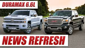There's An All-New Duramax 6.6L Diesel In The 2017 Silverado HD And ... 2017 Chevy Silverado Hd New 66l Duramax First Driving Impressions A 550hp 2004 2500hd Stops Traffic Stomps The Competion Gmc Sierra Powerful Diesel Heavy Duty Pickup Trucks L5p Is Go In Chevrolet And History Of The Engine Power Magazine Review Gm Adds B20 Biodiesel Capability To Diesel Trucks Cars Theres An Allnew In Whats Difference Lb7 Lly Lbz Lmm 12014 Kn Air Intake System Is 50state Repair Performance Parts Little Shop An Old School With
