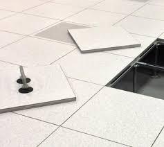 raised computer flooring data center floor replacement tiles