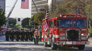 One Year After A Firefighter's Deadly Fall, L.A. Is Fighting An ...