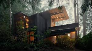 100 Olsen Kundig Stunning Tree Cabin In Longbranch By Olson