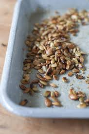 Shelled Pumpkin Seeds Protein by How To Roast Pumpkin Seeds Recipe Popsugar Fitness
