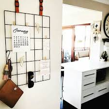 Great Way To Use The Kmart Accessory Grid By