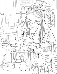 Orphan Black The Official Coloring Book 9781683831006in03