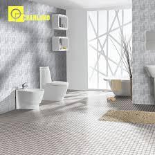 china badezimmer fliese weißes marmormosaik der küche 30x30