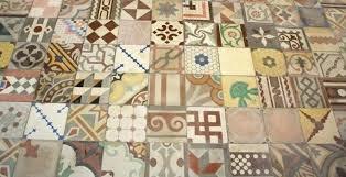 Retro Flooring Tiles Vibrant Colours For Floors Splash Backs And Kitchen Surfaces Reclaimed Tile Company Linoleum