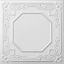 r 32 styrofoam direct glue up ceiling tile 20x20 by decorative