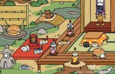 Remodel Rustic Style NekoAtsume See More
