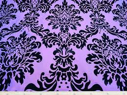 Fabric For Curtains Uk by Aubergine Purple Victoria Floral Taffeta Damask Velvet Flock Soft