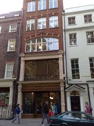 Paul McCartney Moved His Company Promotions Ltd MPL Into Soho Square In Early 1976 The Lobby Is A Fascinating Mix Of Faux Art Deco And Modern
