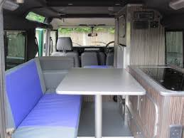 Campervan Conversions Staffordshire UK