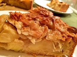 apfelkuchen mit mandel knusper decke feinkostpunks