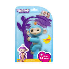 Magic Fingerling Baby Monkey Toy