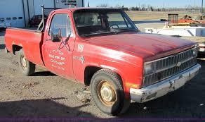 100 1981 Chevy Truck For Sale Chevrolet C10 Custom Deluxe Pickup Truck Item 5180