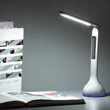 Touch Lamps At Walmart by New 180 Degree Adjustable Angle Folding Rechargeable Desk Lamp