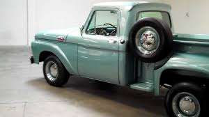 100 1964 Ford Truck F100 Flareside Original SOLD OCclassicCarscom YouTube