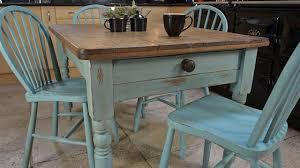 Vintage Rustic Kitchen Tables