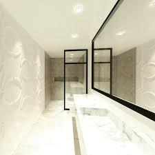 US 1559 35 OFFAsian Zen Shower Curtain And Mat Set Stone Bamboo Floral Japanese Design Waterproof Fabric Bathroom Curtain Modernin Shower