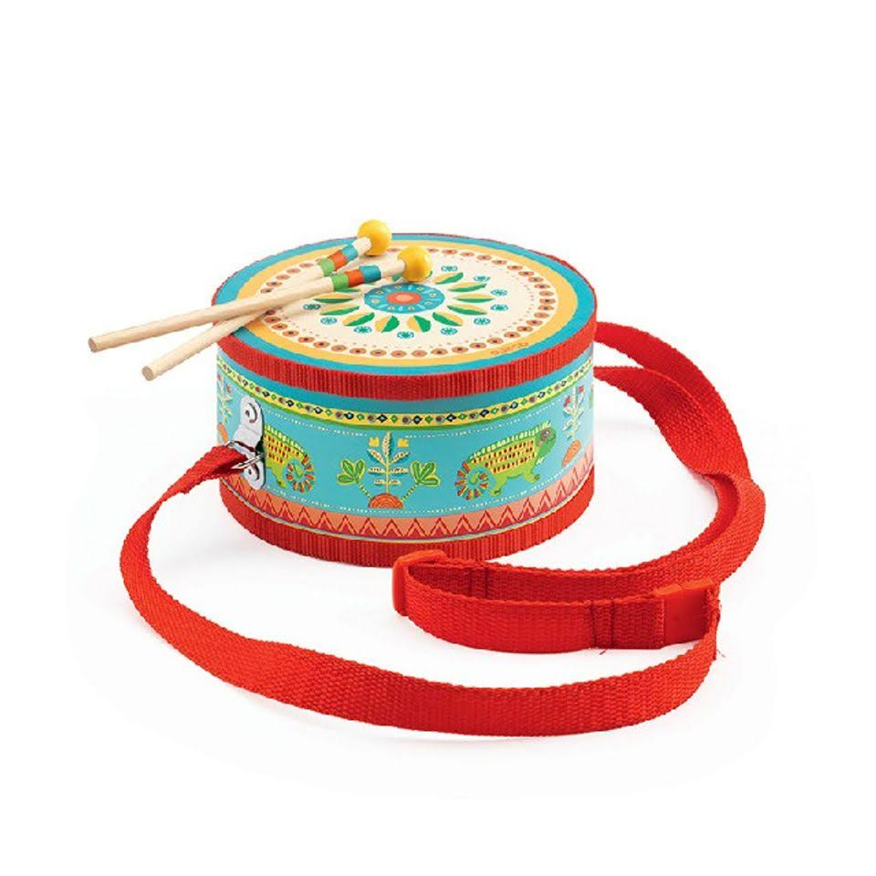 Djeco Animambo Wooden Drum